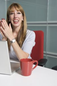 happy digital marketing staff in Toronto