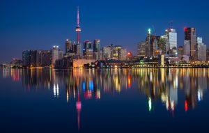 Toronto Waterfront and Skyline